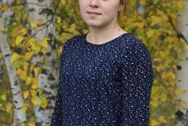 Алина Андреевна Нейфельд г.Исилькуль